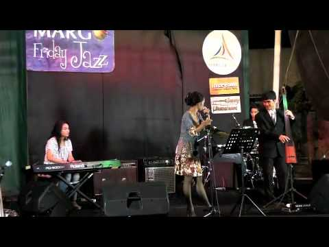 Lagu Natal Jazz 2 @ Margo Friday Jazz