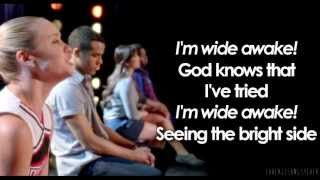 Glee - Wide Awake (Lyrics) thumbnail