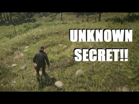Crystal Skull Location And UNKNOWN SECRET At Serpent Mound In Red Dead Redemption 2!