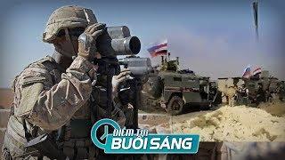 Quân Nga vội vã chiếm đóng khu vực Mỹ vừa rút tại Syria