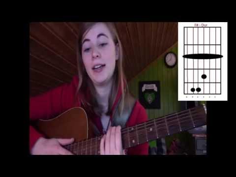 Unheilig - Geboren um zu leben (Guitar Tutorial)