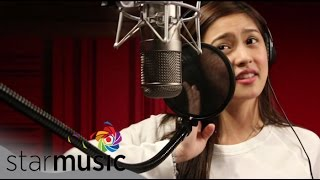KIM CHIU - Say We Don't Care (Recording Session)
