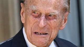The Palace Just Released A Concerning Update On Prince Philip