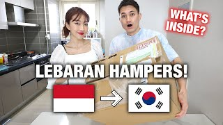 Download UNBOXING OUR FIRST LEBARAN HAMPERS FROM INDONESIA!