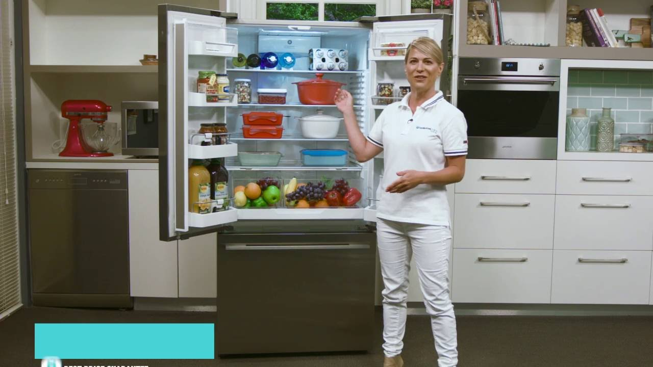 Fisher Paykel Rf522adusx5 519l French Door Fridge Overview By