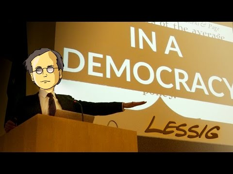 WITHER DEMOCRACY - Prof Lawrence Lessig