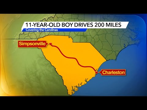 Mo - Oh hell no! 11 year old drove 200 miles to meet stranger from snapchat!