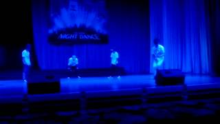 [LiveShow NIGHT DANCE] THUNDER DANCE Crew