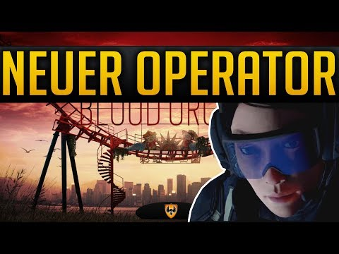 Rainbow Six Siege | NEUER OPERATOR