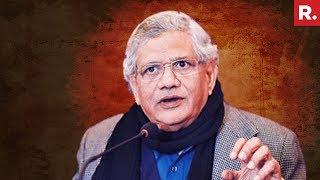 Sitaram Yechury Blames BJP For Violence In Kerala, Gives Babri Twist To Sabarimala