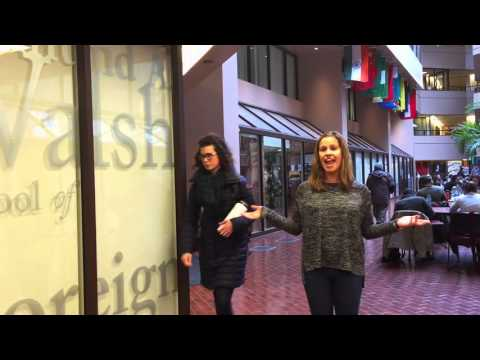 Georgetown GAAP Vlog: School of Foreign Service