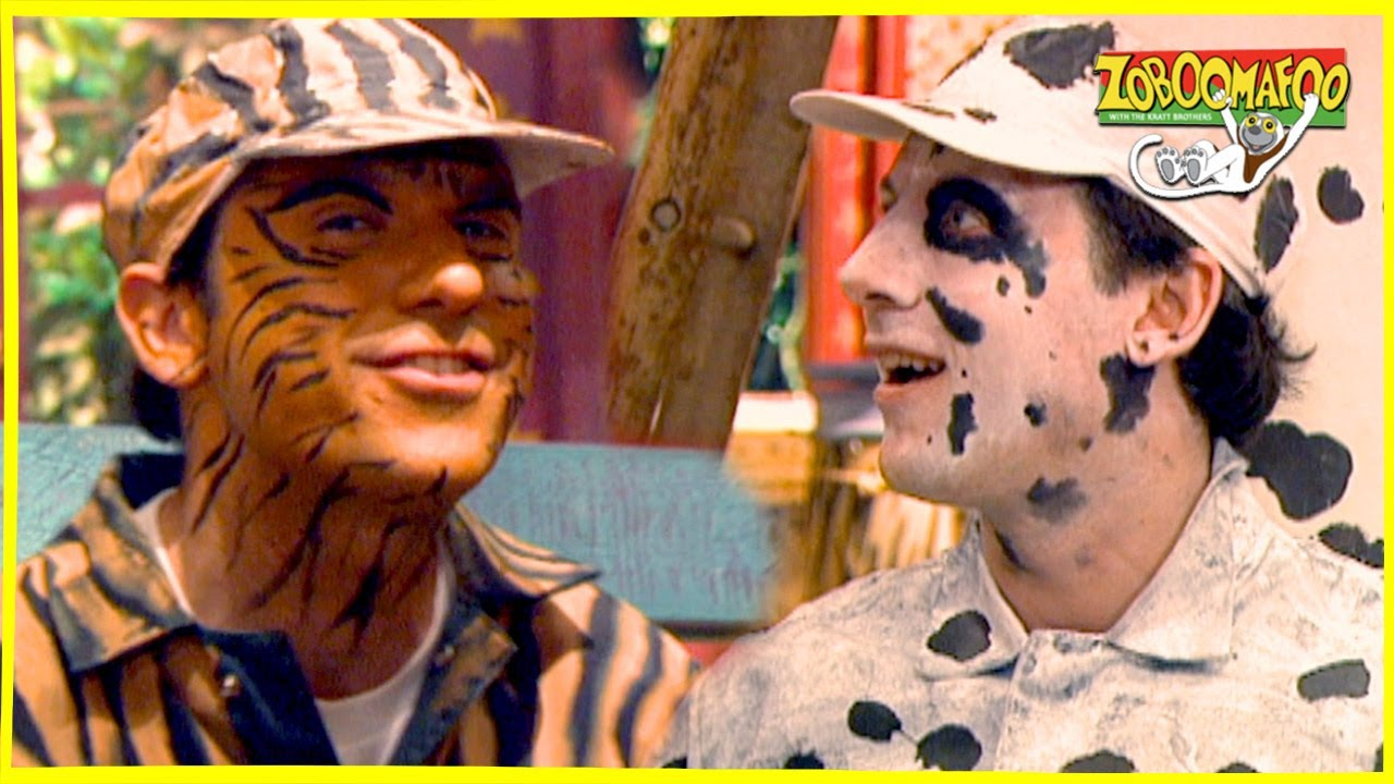 Zoboomafoo 113 - Puppies | HD | Full Episode by Zoboomafoo