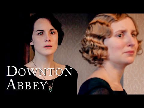 Mary And Edith Decide To Take A Break | Downton Abbey