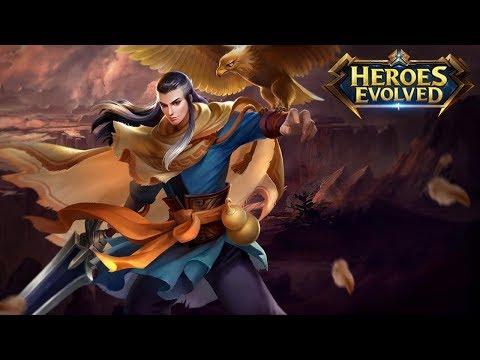 Heroes Evolved | Condor(Кондор)/New hero///Гайд-Обзор-Первый взгляд