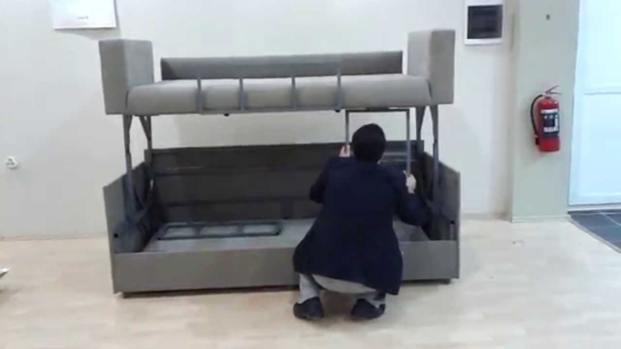 Ikea Aspelund King Size Bed ~ Ranza Olan Koltuk  YouTube