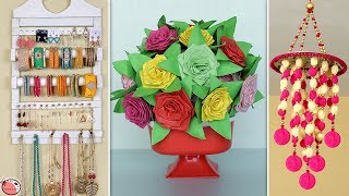 10 Best Out Of Waste Idea 2019    DIY Room Decor !!!