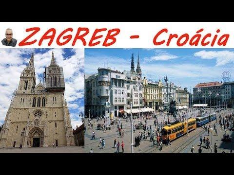 ZAGREB Capital da Croácia