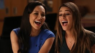 Naya Rivera Written Off Glee - Lea Michele Drama??