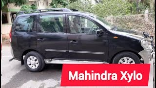 Mahindra Xylo Second Hand Car Sales in Tamilnadu | Mahindra xylo used car sales | Tamil Mystery