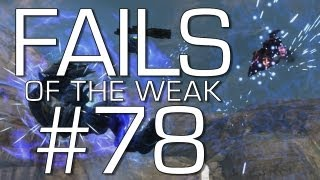 Fails of the Weak: Ep. 78 - Funny Halo 4 Bloopers and Screw Ups!   Rooster Teeth