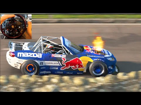Project Cars - GoPro 1200HP MadMikes MX-5 Can We Drift? Stanceworks DLC