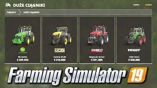 Farming Simulator 19 - MASZYNY W SKLEPIE