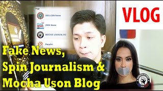 Fake News, Pinoy Spin Journalism & the Mocha Uson Blog  w/ English subtitles (TPB-TV S01E07) ᴴᴰ
