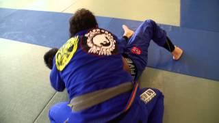 Kurt Osiander's Move of the Week - Inverted Guard Pass
