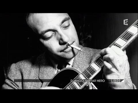Django, guitar hero
