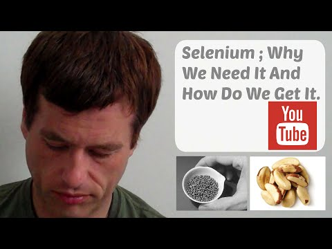 Selenium - Why We Need It And How Easy Is It To Get It? - One Brazil Nut A Day