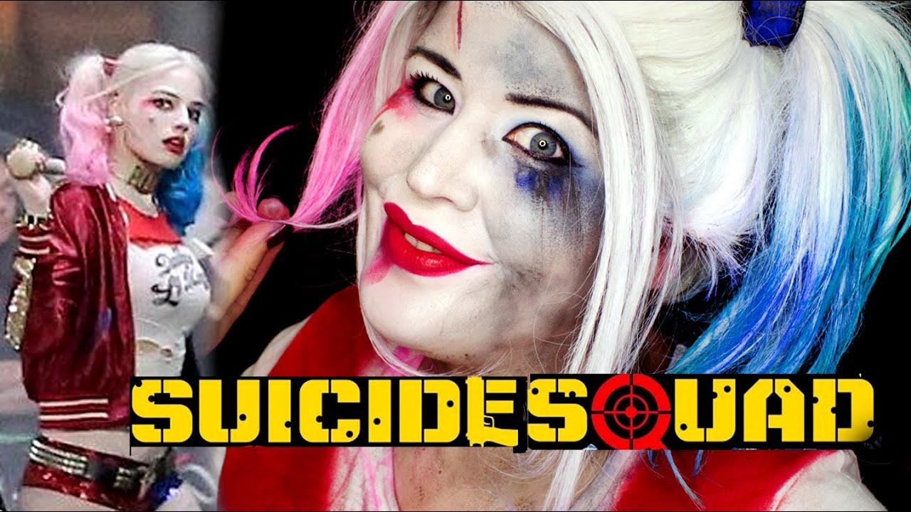 You Tube Tutorial The Joker Face Paint
