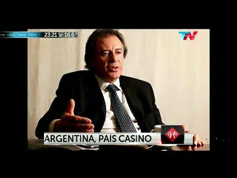 Argentina, país casino