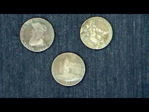 British tokens of the 18th century - private mint coins