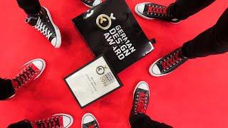 BE7 GERMAN DESIGN AWARD 2019 - award ceremony