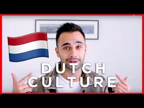 DUTCH CULTURE & DIFFERENCES w. AMERICA | Deniz F.