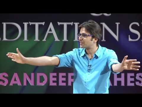 Power of Imagination (Most Advanced Meditation) by Sandeep Maheshwari