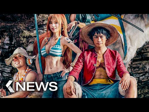 One Piece Live Action Series, Transformers 6, Bambi Remake, The Batman ... KinoCheck News