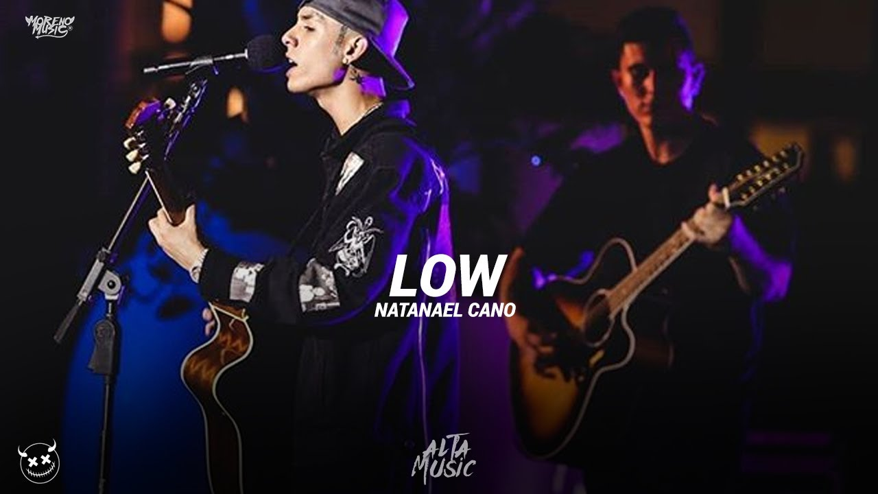 (LETRA) Low - Natanael Cano