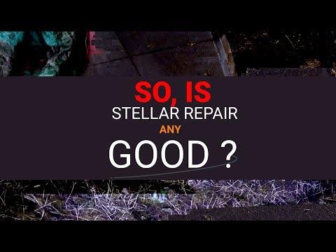 Repair your footage with stellar repair #brokenfootage #corruptedvideo