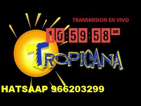 RADIO TROPICANA  CUSCO ( EL TROPICALISIMO GREGORIO ALVAREZ ) tropicalizando las mañanas