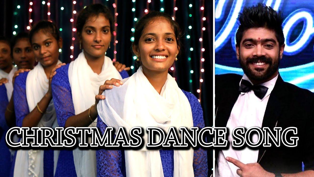 New Latest Telugu Christian Christmas Dance Song 2017 || VINNARA VINNARA || REVANTH || DAVIDSON G