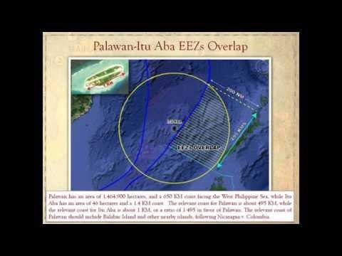 MARITIME FORUM JULY 31, 2015 WEST PHIL SEA TERRITORIAL DESPUTES  part 3 of 5