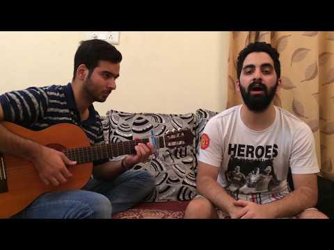 Tamanna chani deedaruk by Yawar Abdal ( Cover by Burhan and Zaid)