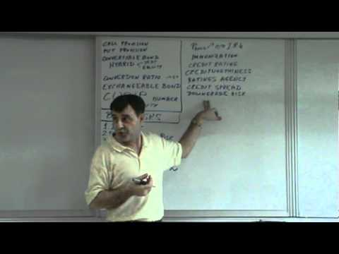 Fixed-Income Securities - Lecture 03