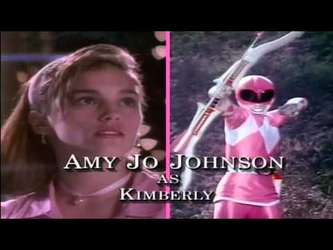 Mighty Morphin Power Rangers TV Show Intro