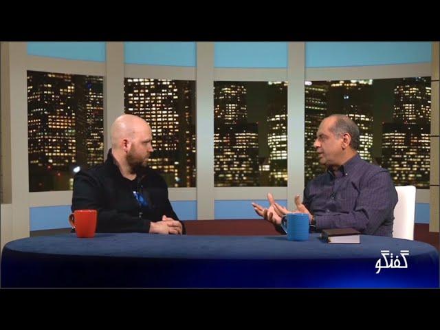گفتگو/ دکتر براکستون ریاست دانشکده الهیات ترینیتی با دکتر ادوین صالح