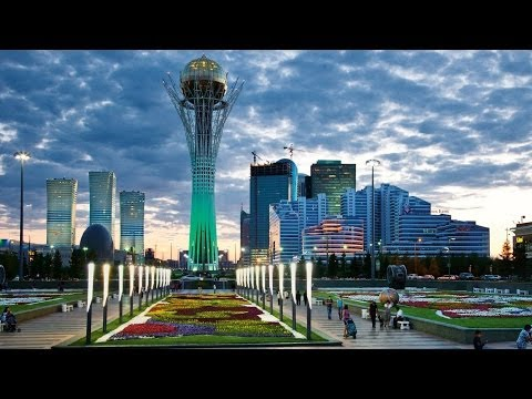 Astana (Nur-Sultan) - The world's weirdest capital city (Kaz