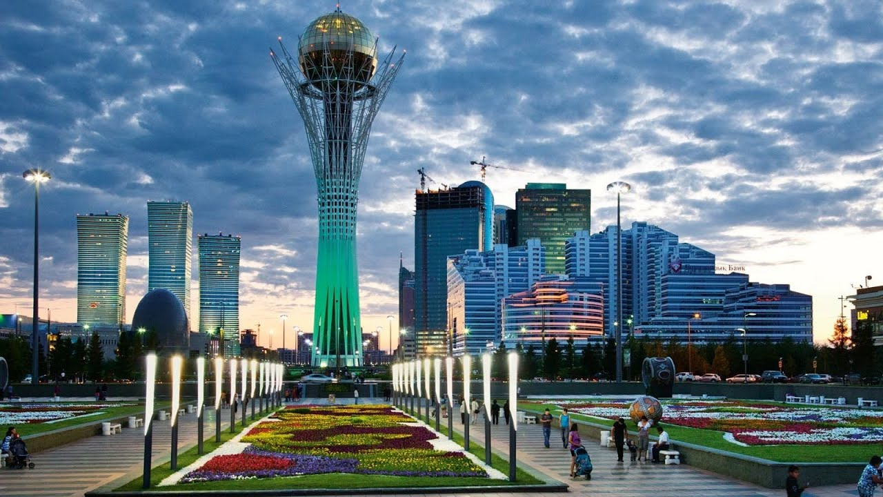 the main features of kazakhstan