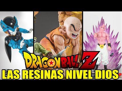 Estatuas Nivel Dios Dragon ball las mejores Resinas coleccionables #8