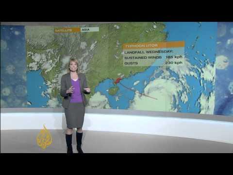 Al Jazeera's Steff Gaulter explains Philippines typhoon